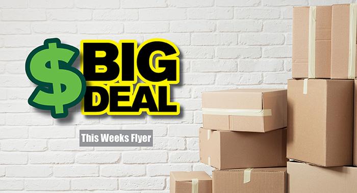 Big Deal - This Weeks Flyer