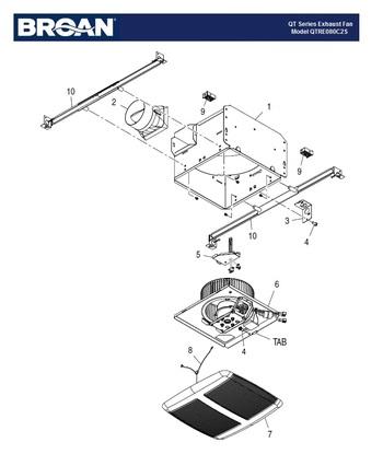 Diagram for QTRE080C2S