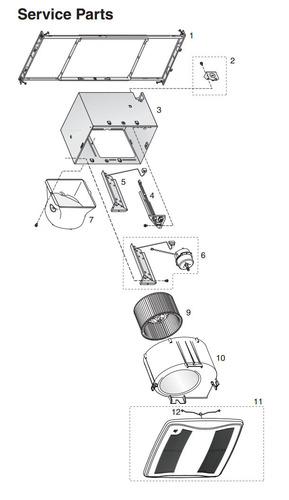 Diagram for XB110HC