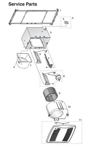 Diagram for ZB110HC
