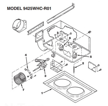 Diagram for 9425WHC
