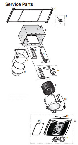 Diagram for ZN90MLC