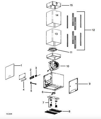 Diagram for IK70016BL
