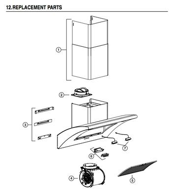 Diagram for VJ70430SS