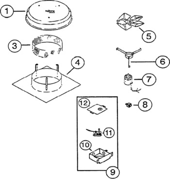 Diagram for RF85R