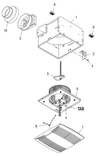 Diagram for QTN130EC