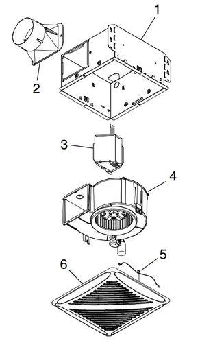 Diagram for AER110C