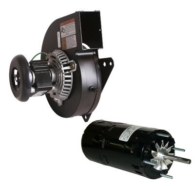 Draft Inducer/Flue Exhaust (Blowers & Motors)