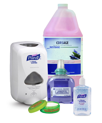 Hand Cleansers & Sanitizers
