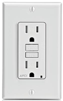 Arc Fault Circuit Interruptors (AFCI)