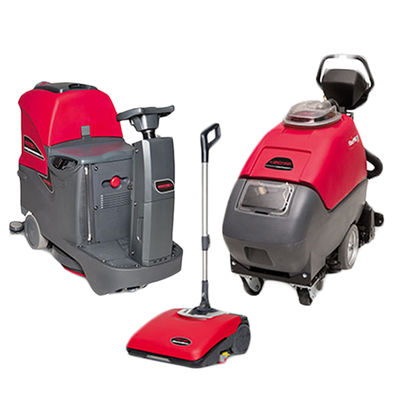Floor Care Equipment & Accessories