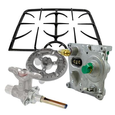 Gas Range Parts