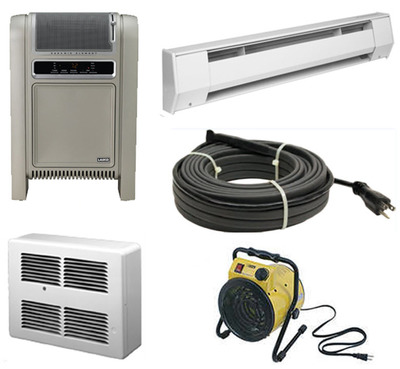 Electric Heaters & Furnaces