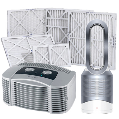 Air Filters, Cleaners & Purifiers