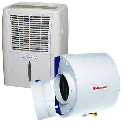 Humidifiers / Dehumidifiers (Complete Units & Parts)
