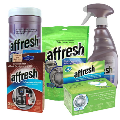 Appliance Cleaners & Deodorizers