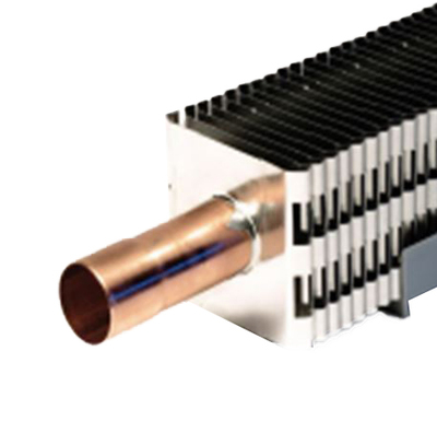 Hydronic Baseboard Heating Elements