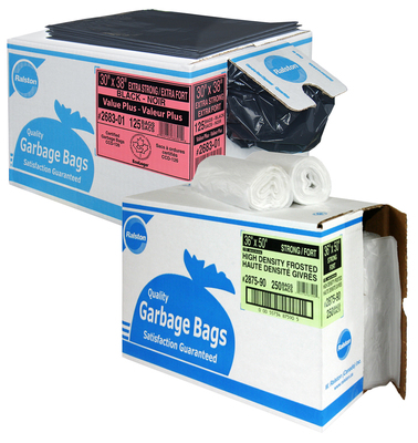 Garbage & Recycling Bags