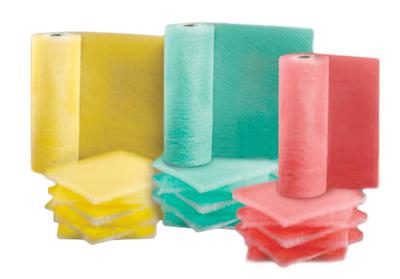 Filter Pads & Rolls