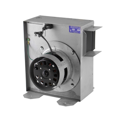 Dryer Booster & Axial Fans