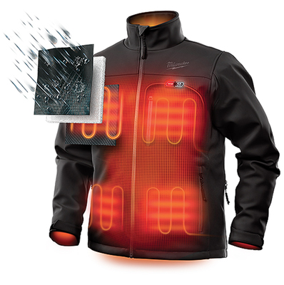 Heated Jackets & Hoodies