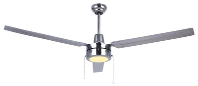 """56"""" Ceiling Fans With Lights"""