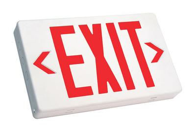 Metal Exit Fixtures