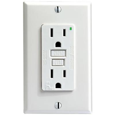 Ground Fault Circuit Interruptors (GFCI)