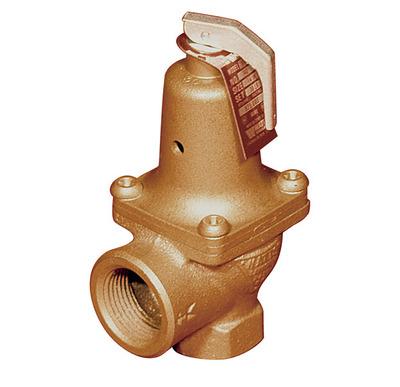 Pressure Relief Valves (Boilers)