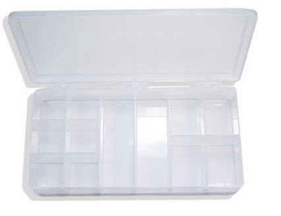 Plastic Compartment Boxes