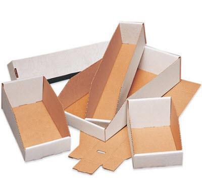 Cardboard Bin Boxes