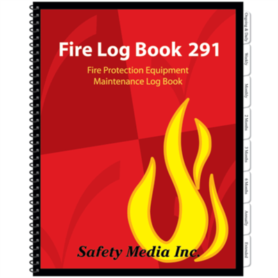 Fire Safety Manuals, Books & Boxes