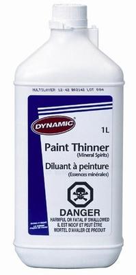 Brush Cleaner, Remover & Thinner