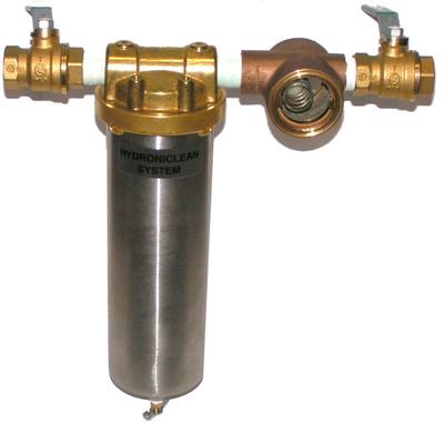 Hydronic Filter Assemblies
