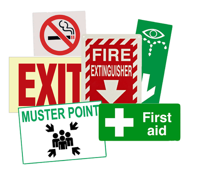 Safety Signs, Placards & Tags