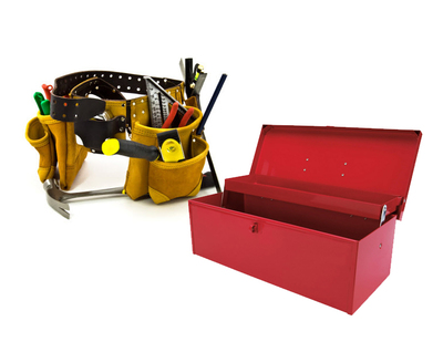 Tool Belts, Pouches, & Boxes