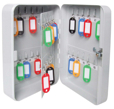 Key Cabinets & Tags