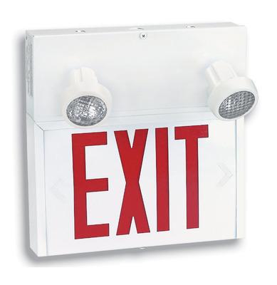 Emergency & Exit Fixtures