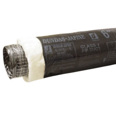 Flexible Insulated Duct & Insulation Sleeves