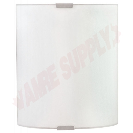 Photo 1 of IWL40 : Canarm Matrix Wall Sconce & Table Lamp, Frosted, 1x60W