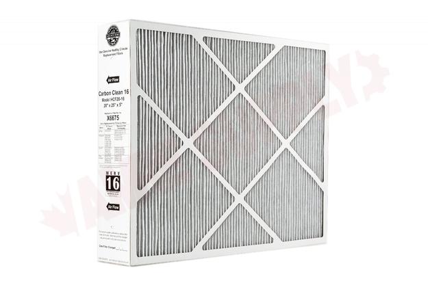 Photo 1 of X6675 : Lennox Pleated Filter, 20 x 25 x 5, MERV 16