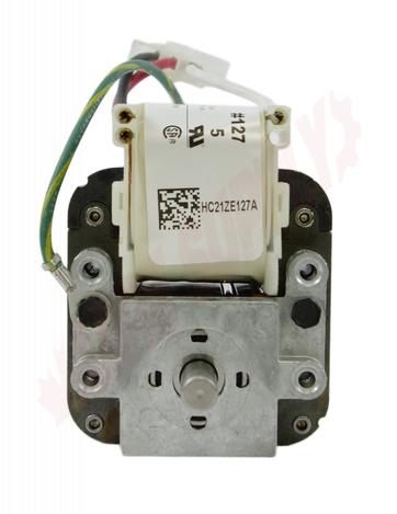 Photo 14 of HC21ZE127 : Carrier Motor Draft Inducer, Flue Exhaust 2 Speed 115V C Frame Carrier HC21ZE127