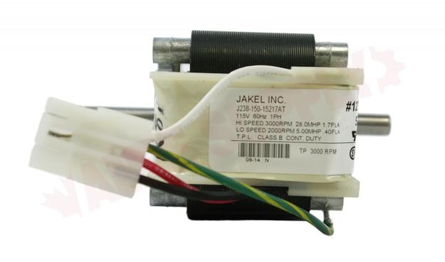 Photo 16 of HC21ZE127 : Carrier Motor Draft Inducer, Flue Exhaust 2 Speed 115V C Frame Carrier HC21ZE127