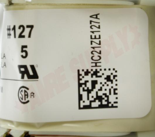 Photo 18 of HC21ZE127 : Carrier Motor Draft Inducer, Flue Exhaust 2 Speed 115V C Frame Carrier HC21ZE127