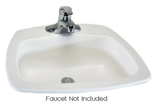 0203000 021 American Standard Yorkdale Bathroom Sink 4