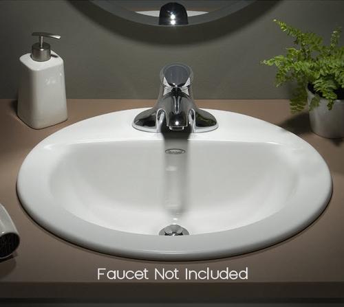 0222000 020 American Standard Ovation Bathroom Sink 4