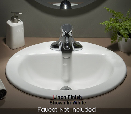 0346403 020 American Standard Colony Drop In Bathroom