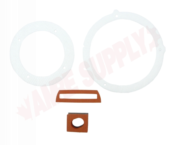 Photo 1 of 320887-751 : Carrier Furnace Draft Inducer Motor Housing Gasket Kit