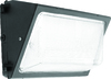 CLASSIC WALL PACK, BRONZE, 80W LED INCLUDED