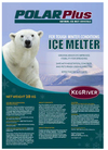 POLAR PLUS ICE MELTER, 20KG